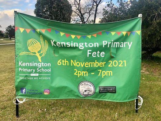 Kensington Primary School Fete