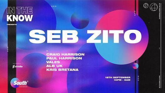 In The Know presents Seb Zito
