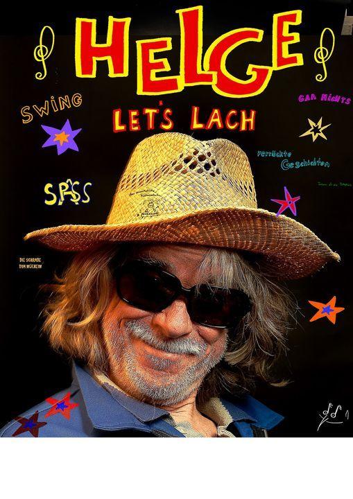Helge Schneider: LET'S LACH!