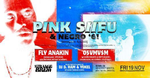 Schwet with Pink Siifu & Negro '6!