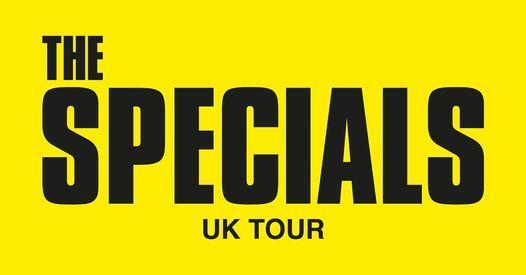 The Specials live at Birmingham O2 Academy