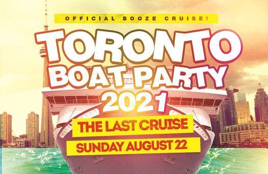 Toronto's Last Cruise of Summer 2021 | Sun Aug 22
