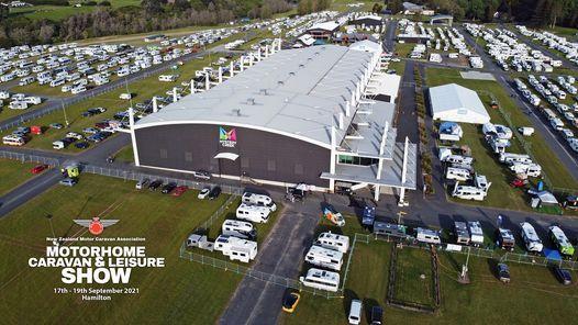 NZMCA Motorhome, Caravan & Leisure Show - Hamilton