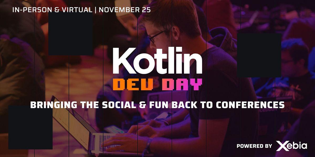 Kotlin Dev Day | Hybrid Software Engineering Conference