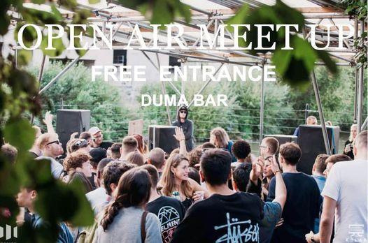 Open Air Meet Up (FREE)