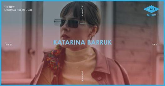 Katarina Barruk p\u00e5 SALT
