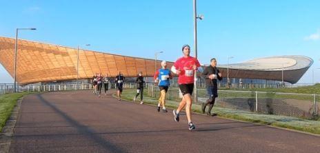 Lee Valley Velopark 5km, 10km, 10 miles and Half Marathon \u2013 Various Dates