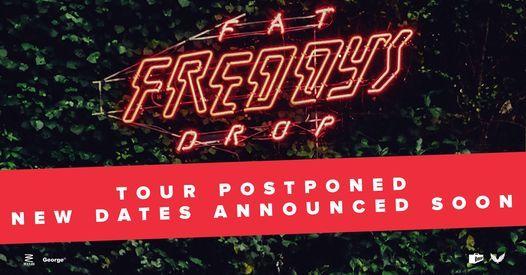 FAT FREDDY'S DROP WAIRUNGA TOUR, AUCKLAND