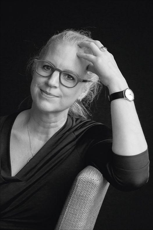 Isabel Bogdan liest aus \u00bbMein Helgoland\u00ab