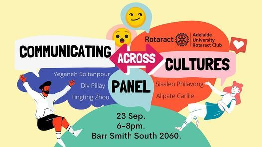 Panel Discussion: Communicating Across Cultures