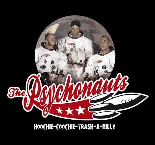 The Psychonauts-HoochieCoochieTrashabilly\/CH