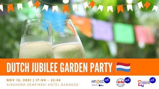 Dutch Jubilee Orange Party