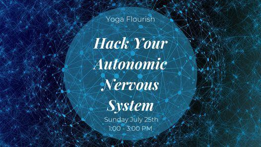 Hack Your Autonomic Nervous System