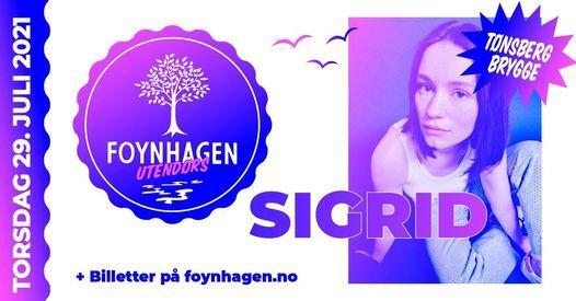 Sigrid - T\u00f8nsberg Brygge