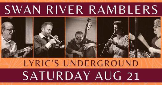 Swan River Ramblers return to Lyric\u2019s Underground