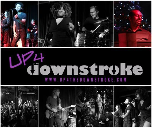 UP4 THE DOWNSTROKE at the Jam House