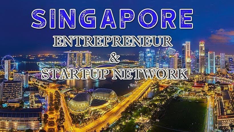 Singapore Big Business, Tech & Entrepreneur Professional Networking Soiree