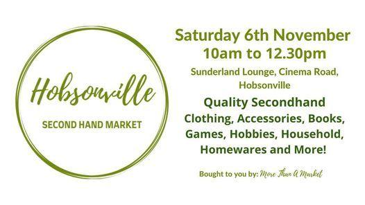 Hobsonville Second Hand Market