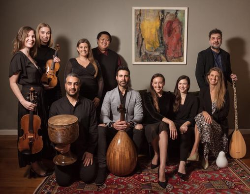 Bembina Ensemble presents A Night of Persian & French Impressionism