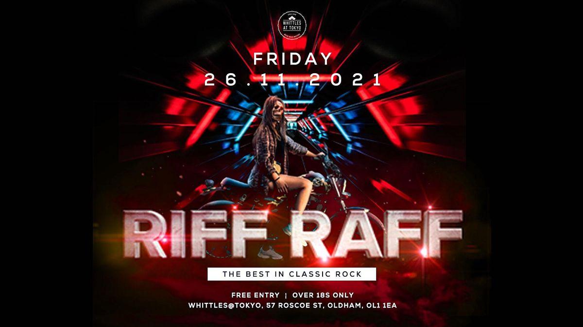 Riff Raff  - Classic Rock Covers Band