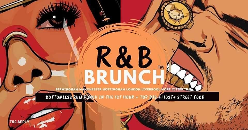 R&B Brunch BHAM Re-Opening Party - 24 JULY