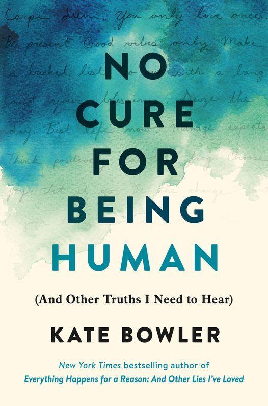Kate Bowler with David Brooks
