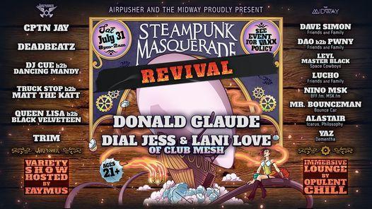 Steampunk Masquerade: REVIVAL