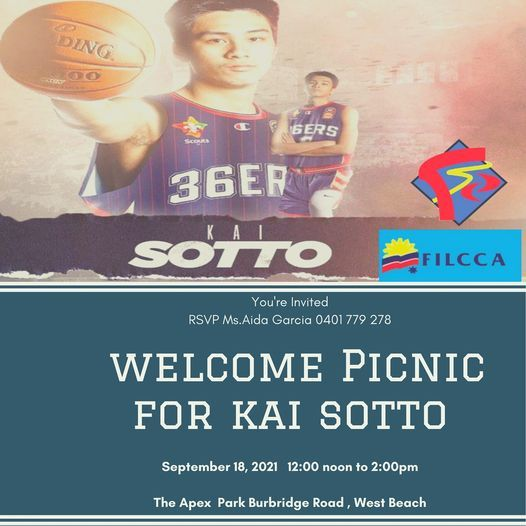 Welcome Picnic for Kai Sotto