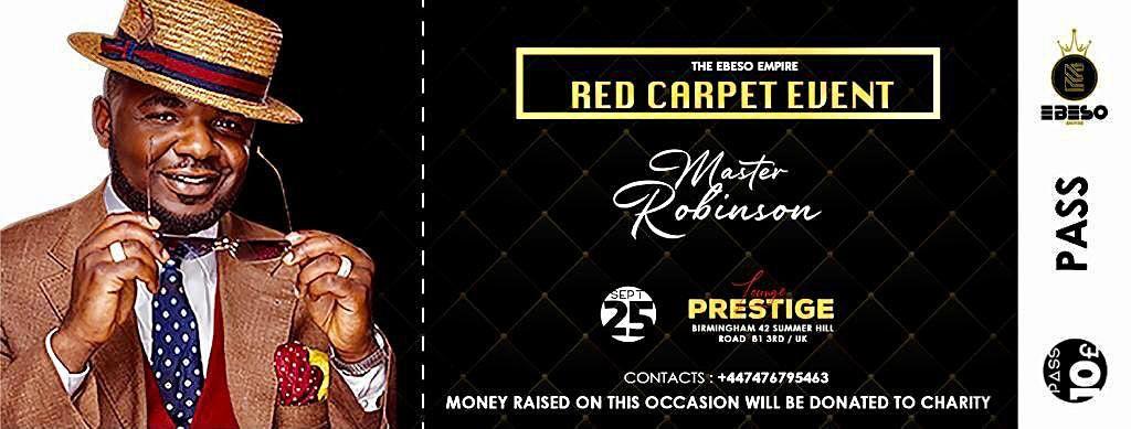 Ebeso Empire Red Carpet Event