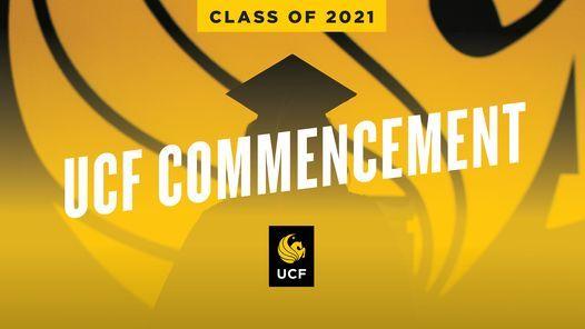 Summer 2021 Commencement