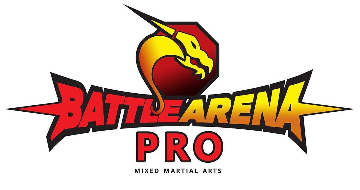 Pro  Battle Arena  - Birmingham UK