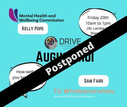 Postponed DRIVE's August Hui