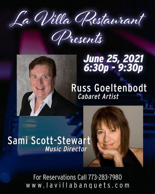 LIVE MUSIC | Russ Goeltenbodt & Sami Scott-Stewart