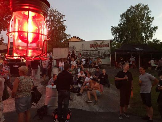 Craft Beer Helsinki at Oljenkorsi Backyard 2.-3.7.2021
