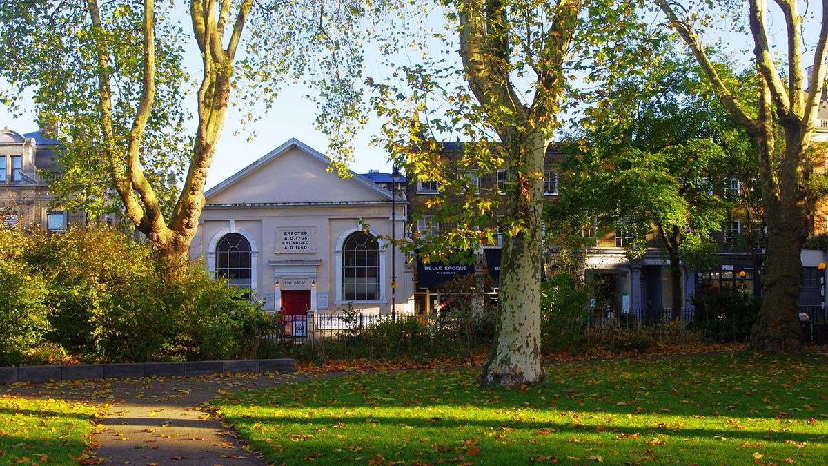 Tours of Newington Green Meeting House