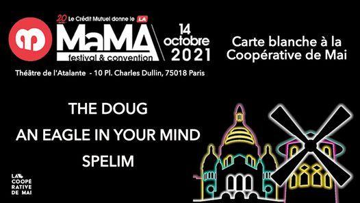 MaMA Convention : Carte blanche \u00e0 la Coop\u00e9rative de Mai