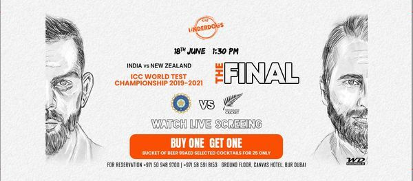 ICC World Test Championship Finals LIVES