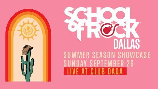 Summer Season Showcase
