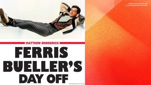 Movie Night: Ferris Bueller's Day Off