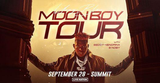 Yung Bleu: Moon Boy Tour