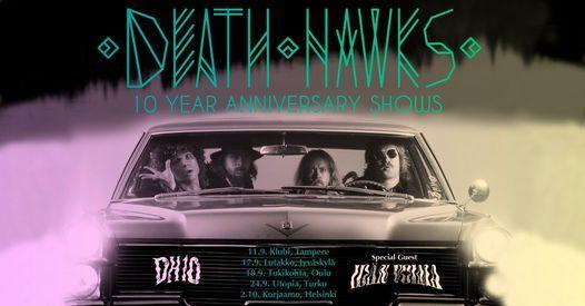 2.10. Death Hawks: DH10 + Id\u00e4n Voima
