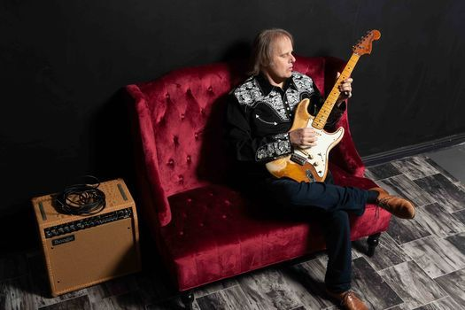 Walter Trout in Paradiso