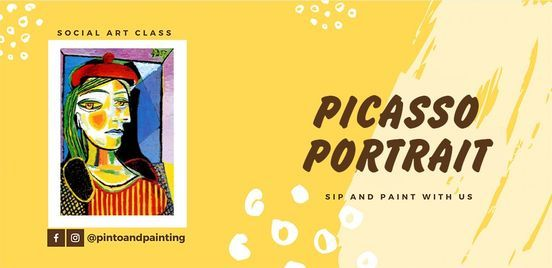 Pinot and Painting: Picasso Portrait @ Girls School