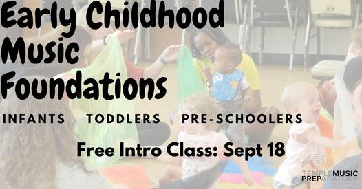 Free Toddler Music Class Intro Session