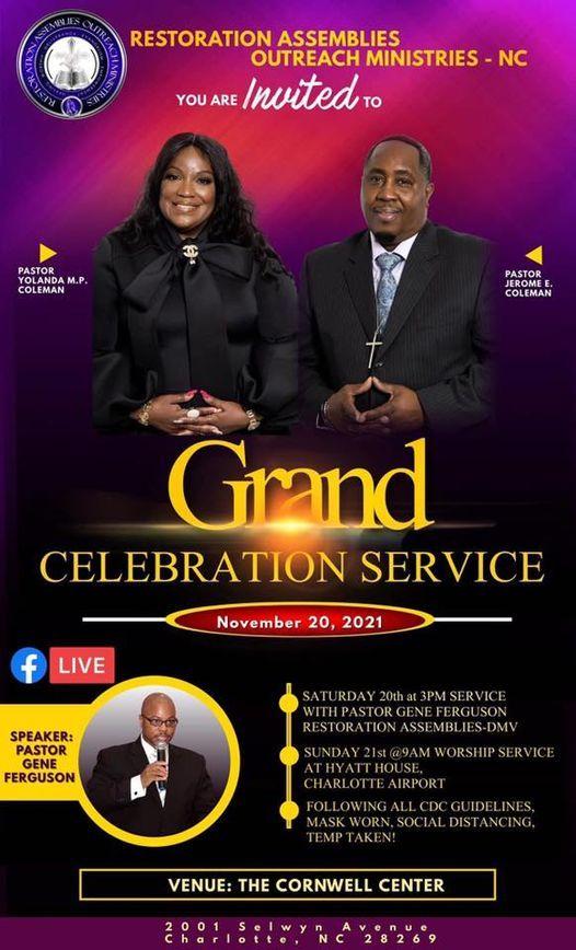The Grand Celebration
