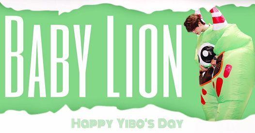 [HN   FREEGIFT] Baby Lion - Happy Yibo's Day