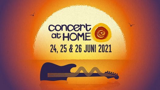 Concert at HOME 2021