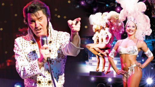 ELVIS - Das Musical   Barclaycard Arena Hamburg