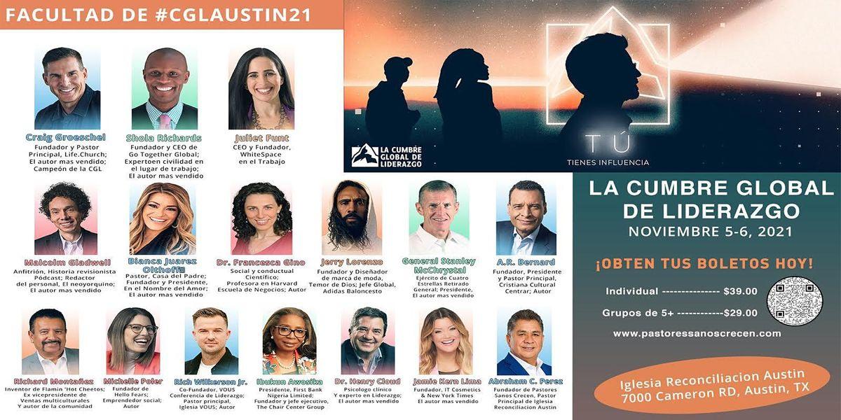 Cumbre Global de Liderazgo Austin 2021