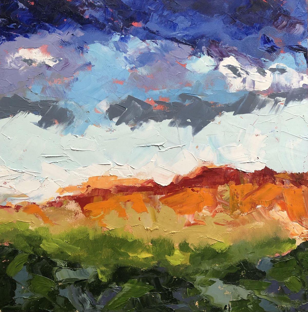 Class 54. Painting for the Adventurous\u2014Go Abstract   Sharon Carol Demery